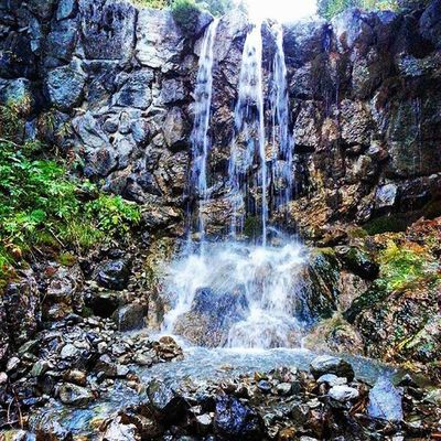 Davos Schweiz Waterfall Nature Schatzalp Silence Amazing Beautiful Earthshoot Showcase: December