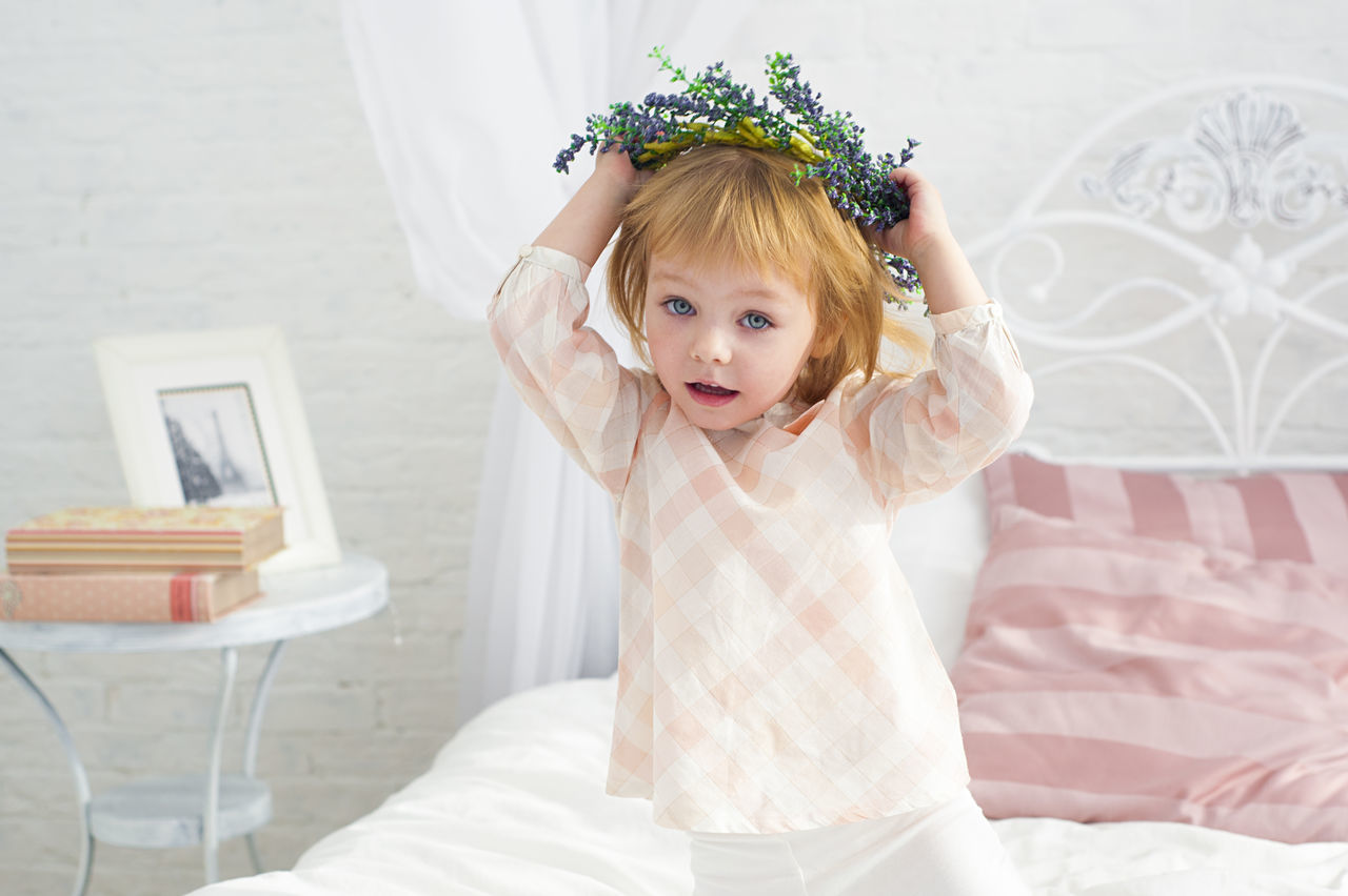 Beautiful stock photos of crowns,  2-3 Years,  Beauty,  Bed,  Bedroom