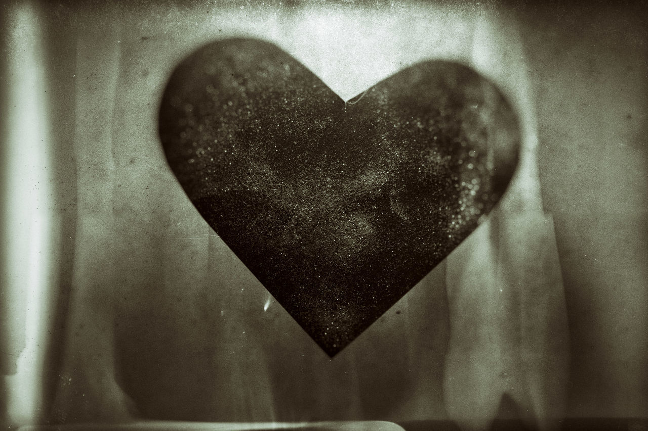 Black San Valentine's day Close-up Day Heart Shape Indoors  Love No People Photo Art Photography Romance San Valentine's Day San Valentino