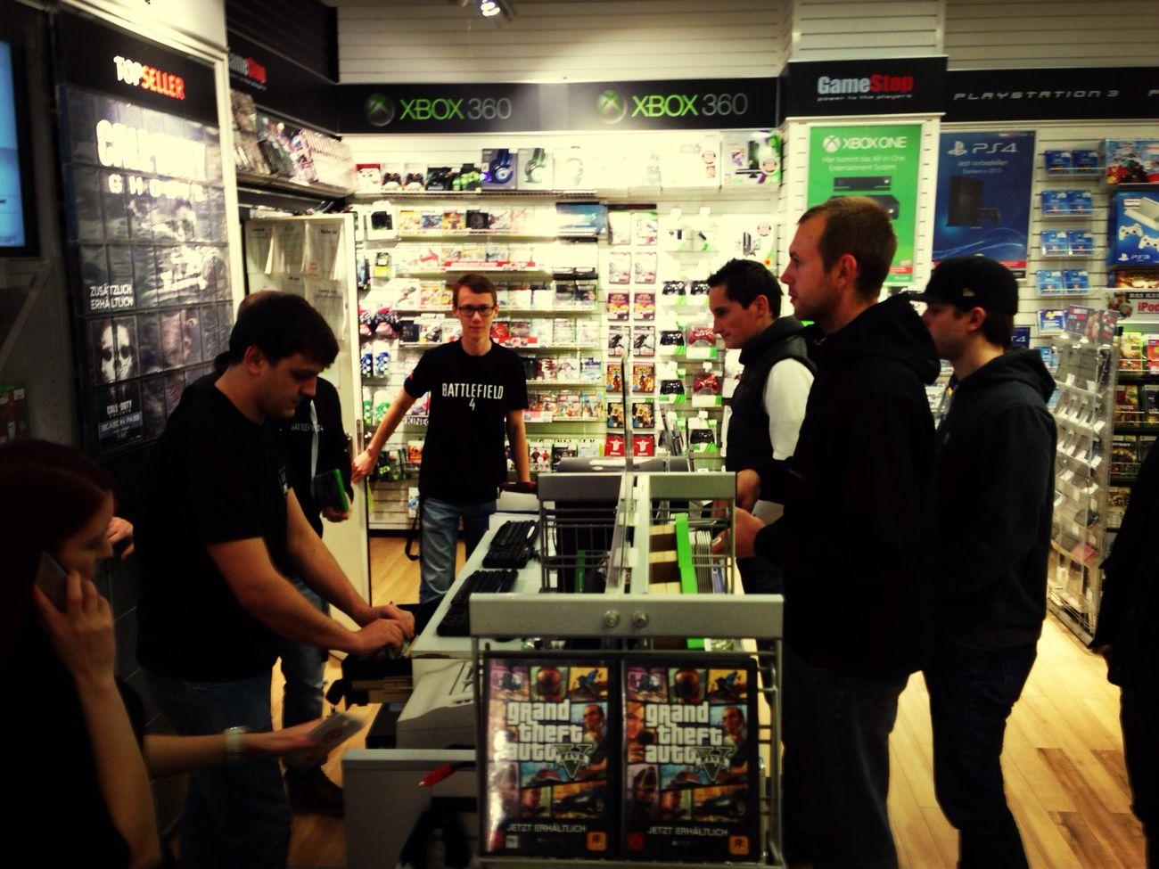 Xbox One Release Nerdy