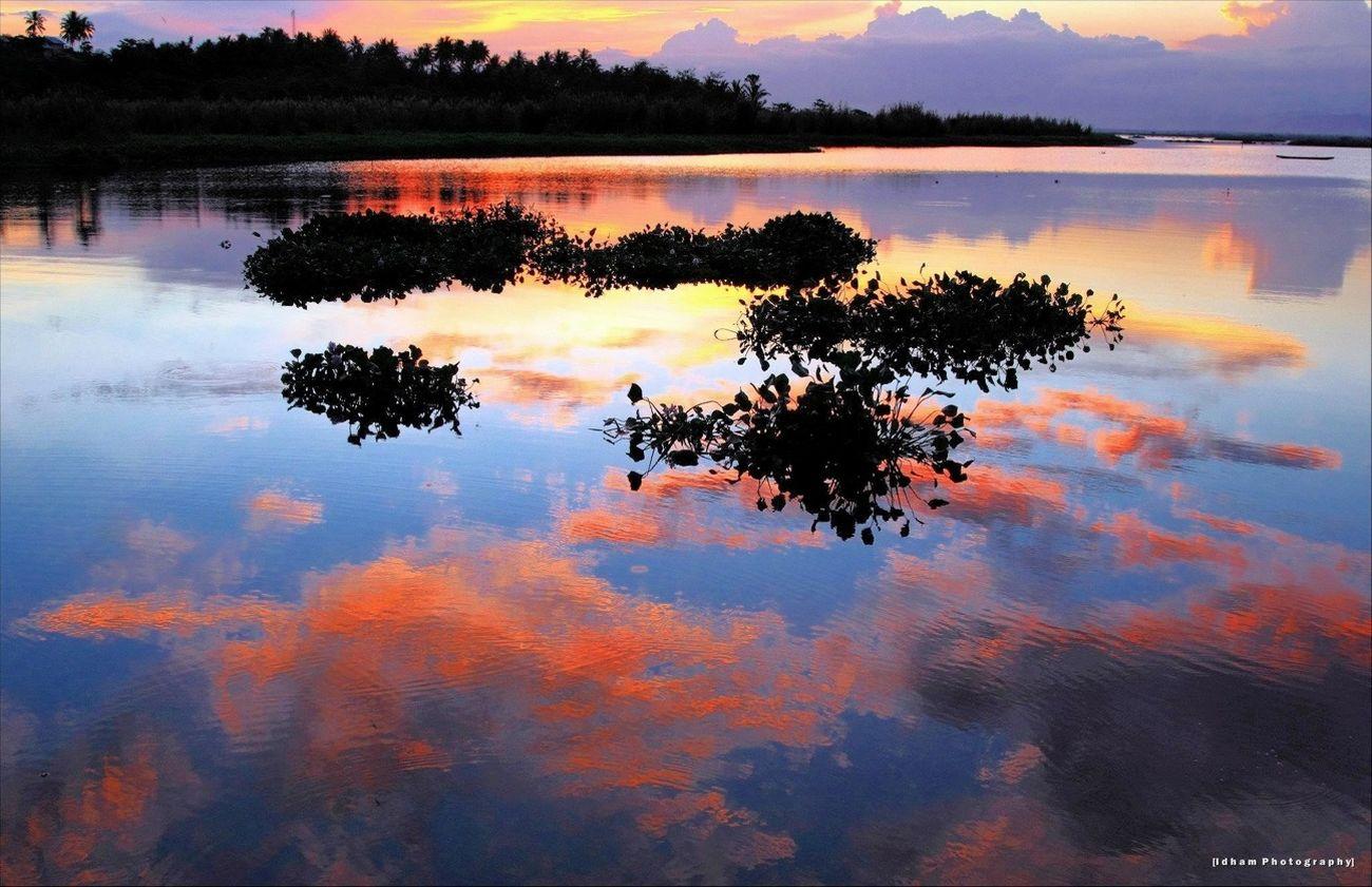 Sunset Landscape Indonesia_allshots EyeEm Best Shots