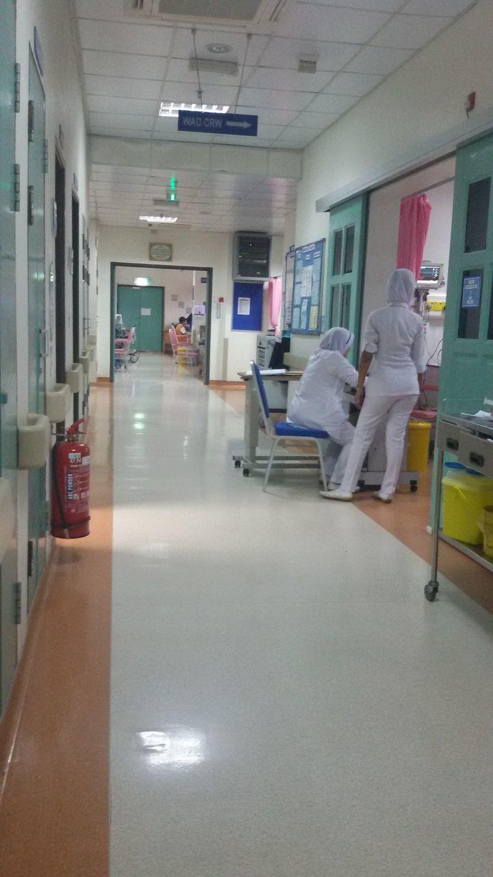indoors, healthcare and medicine, men, hospital, people