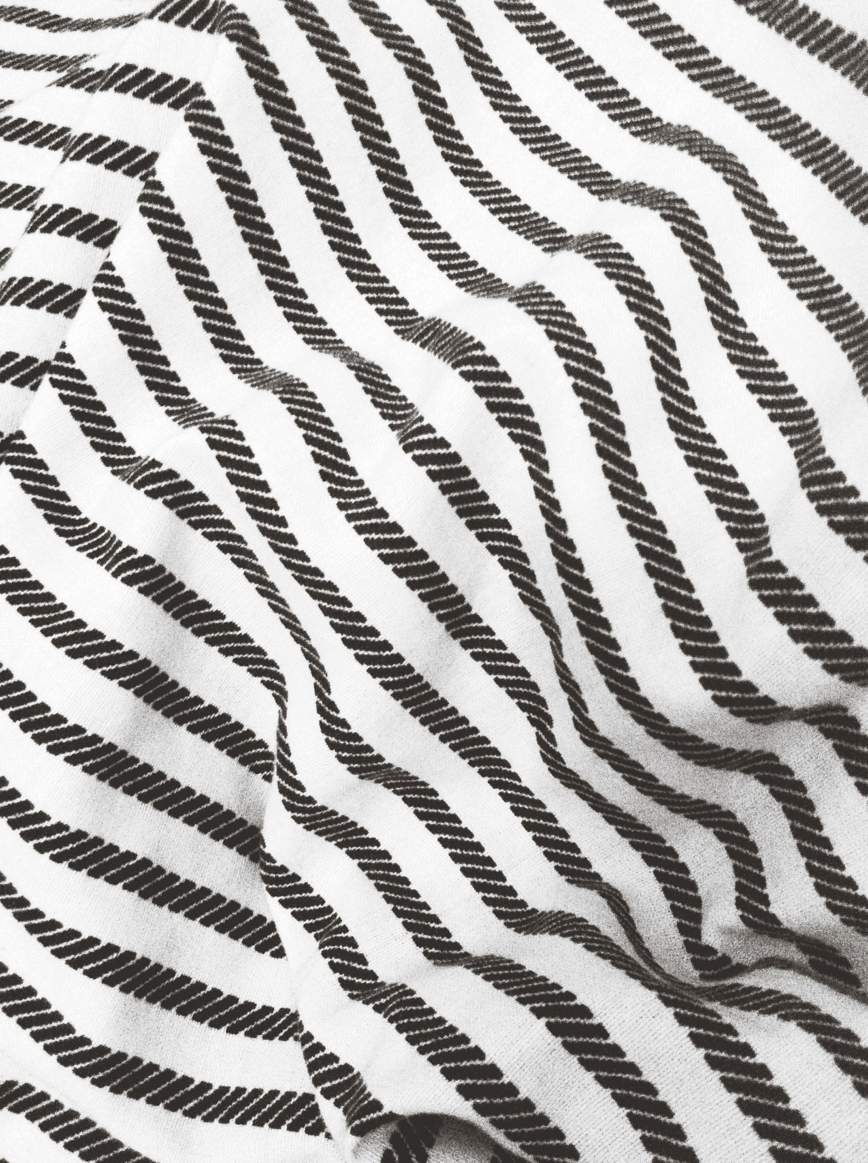 striped, animal themes, pattern, zebra, full frame, one animal, natural pattern, backgrounds, mammal, wildlife, no people, outdoors, close-up, day, high angle view, safari animals, design, part of, white color, nature