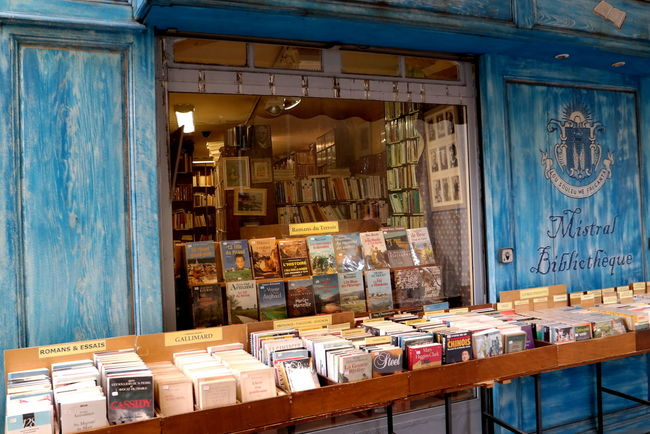 Abundance Antiques Arrangement Blue Color Book Store Built Structure Collection Eye4photography  EyeEm Best Shots EyeEm Gallery EyeEmBestPics France Isle Sur Sorgue Isle-sur-la-Sorgue L'Isle-sur-la-Sorgue, France Large Group Of Objects Old Books Old Things Provence Second Hand Bookstore Shop Window Shop Window Reflection The Week On EyeEm Tranquil Scene Tranquility