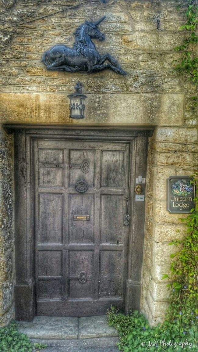 'Unicorn Lodge' Architecture Cottage Village Hdr_Collection Ladyphotographerofthemonth England