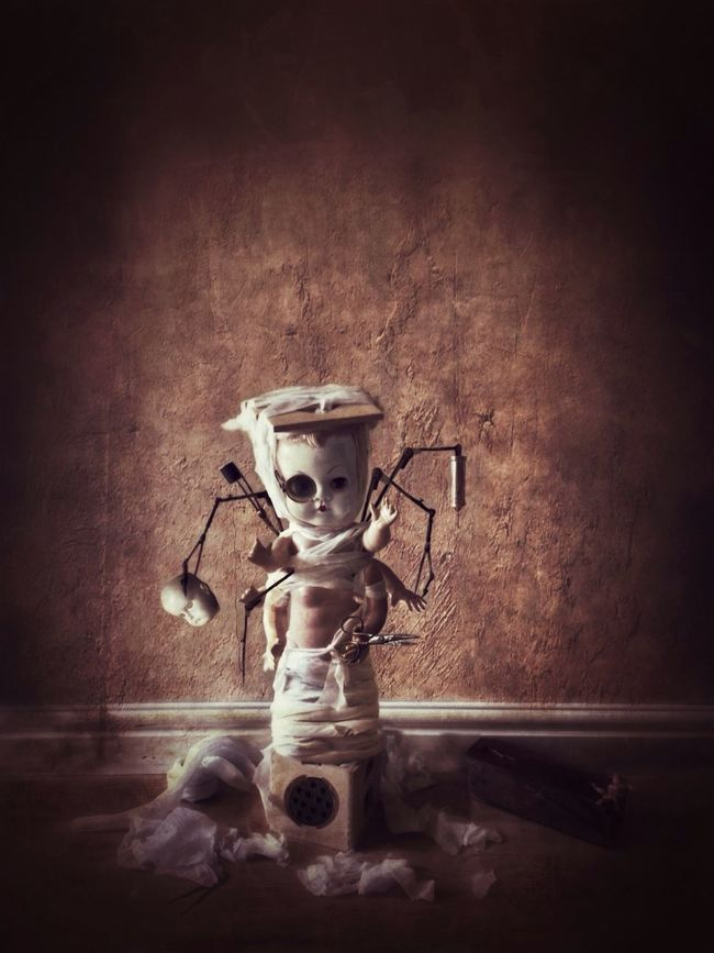 The Lost Toy Room.Big Syster The Illusionist - 2014 EyeEm Awards NEM Submissions