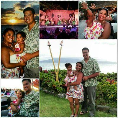 Royal Lahaina Luau :-) @choch00 Alaina33013