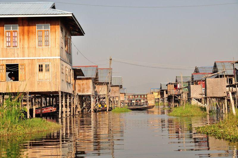 Inle Lake oksk Myanmar