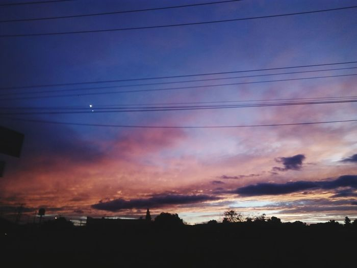 Dramatic Sky Nature No People Outdoors Beauty In Nature Cloud - Sky Sunset