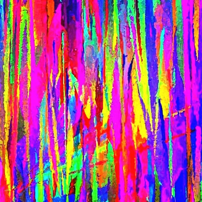 Being Creative Enjoying Life Getting Inspired Art Textures And Surfaces Color Explosion Abstract my new hobby.
