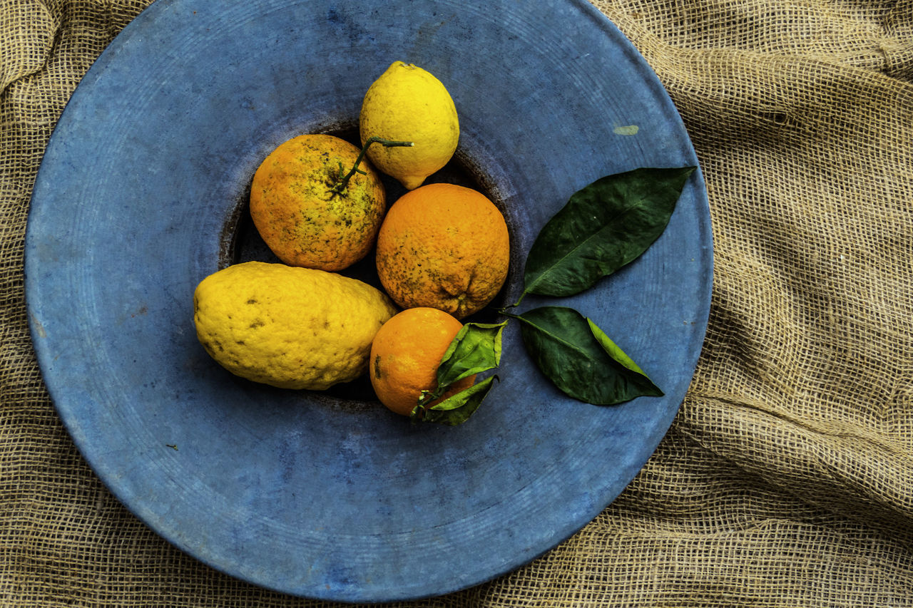 Beautiful Citrus  Citrus Fruit Close-up Day Decoration Food Food And Drink Freshness Fruit Fruits Healthy Eating Healthy Lifestyle Heritage High Angle View Indoors  Kitchen No People Orange Orange Color Table Vintage Yellow
