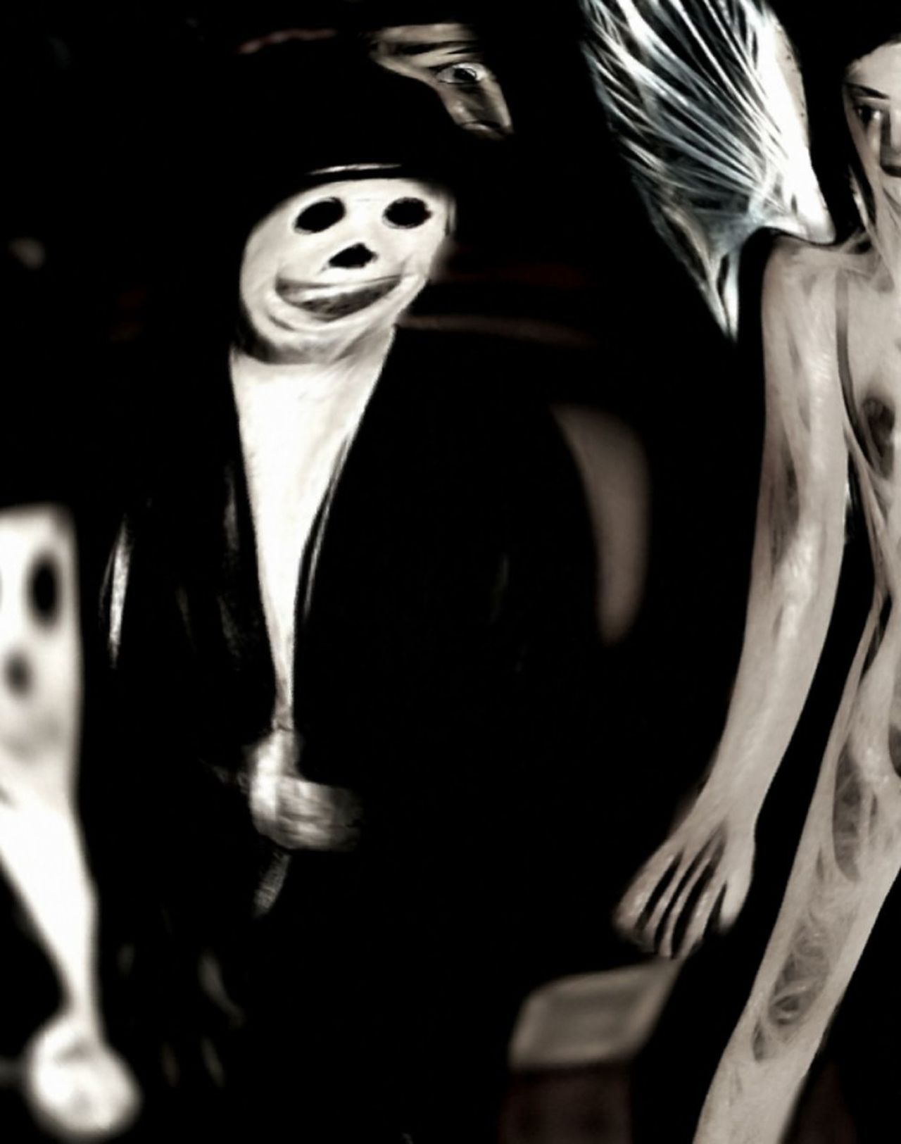 Darkart Black&white Fortheloveofblackandwhite Monochrome