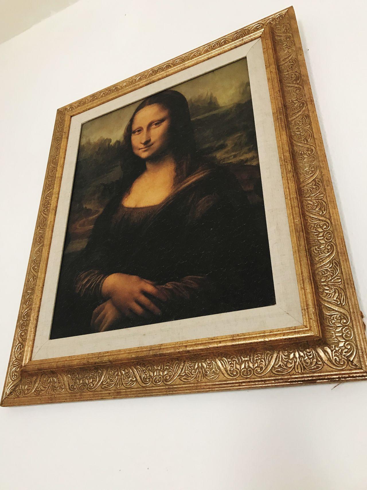 Monalisa Pintura
