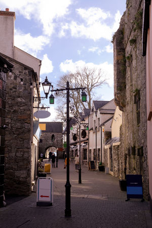 Street of Carligford (ireland) Carlingford Carlingford Ireland Celtic Ireland Louth Medieval Street Town