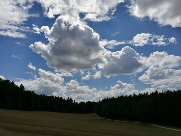 Cloud - Sky Outdoors Nature Beauty In Nature Planet Earth Landscape