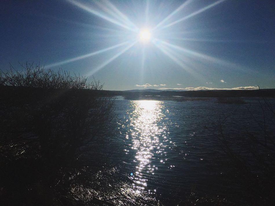 Speyside Spey Bay Sun