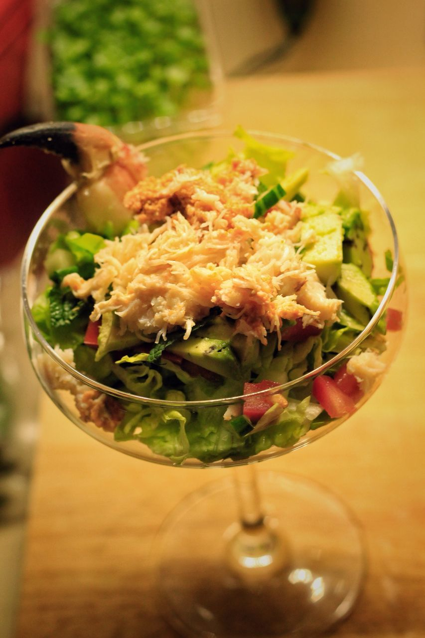 food and drink, food, freshness, bowl, healthy eating, salad, close-up, ready-to-eat, serving size, indoors, vegetable, chopsticks, no people, day