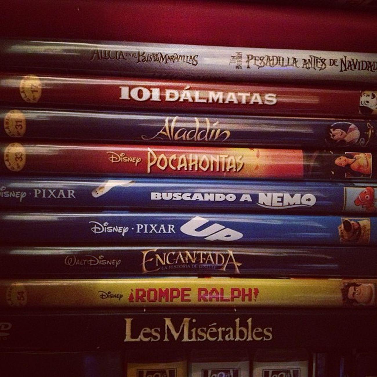 Empieza a crecer! Coleccion Bluray Disney Pixar