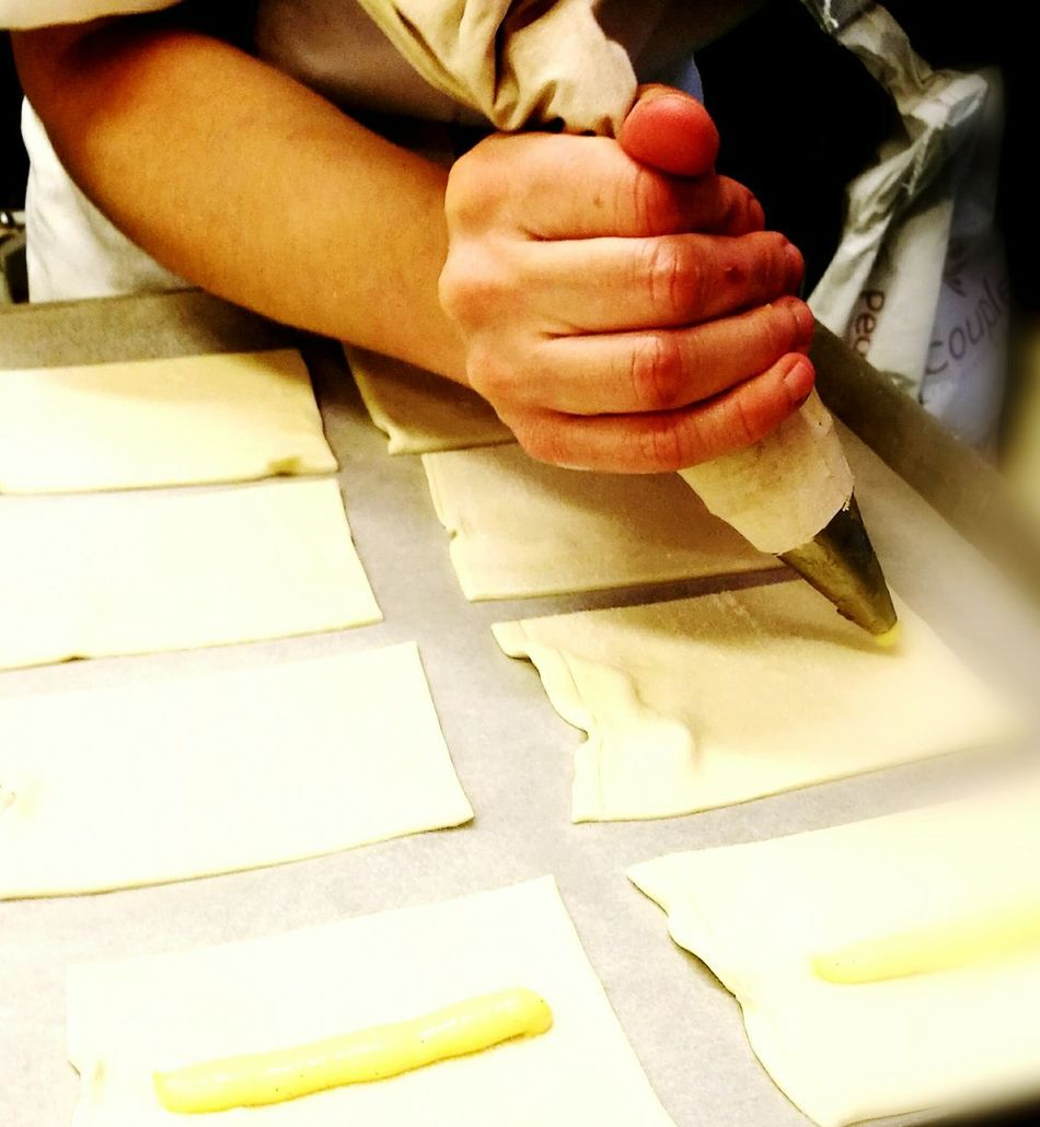 One Woman Only Human Hand Pastry Paradise A Day In My Life Italian Food