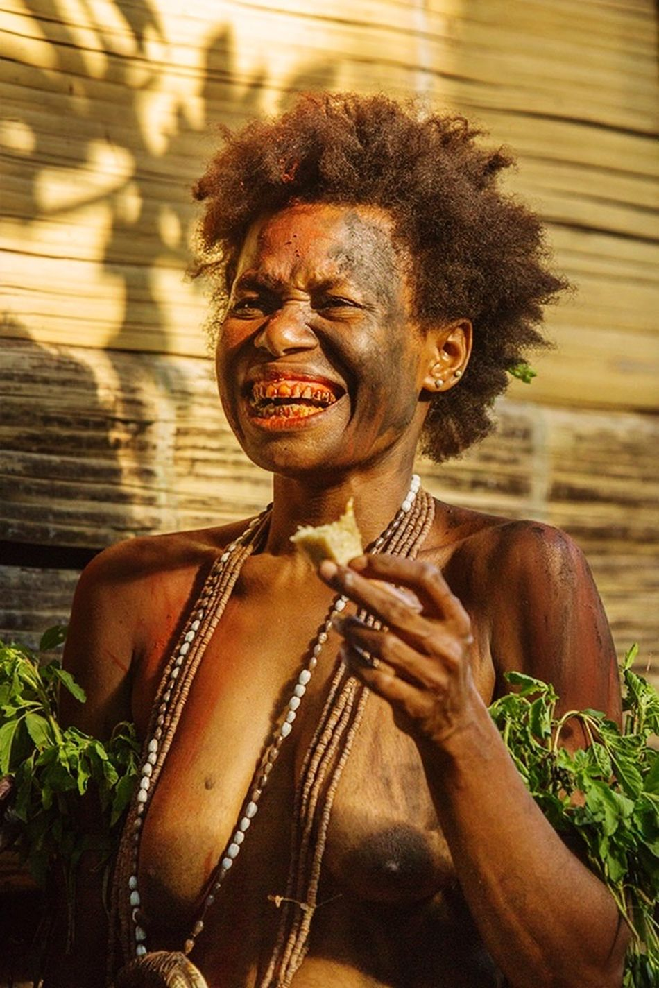 The Human Condition Woman From New Britain, PNG