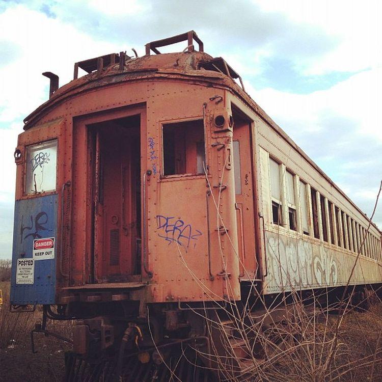 Kingston train decay
