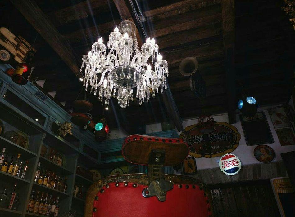 Barbero Babershop Cantina Beer Puebla De Zaragoza Vintage Photography