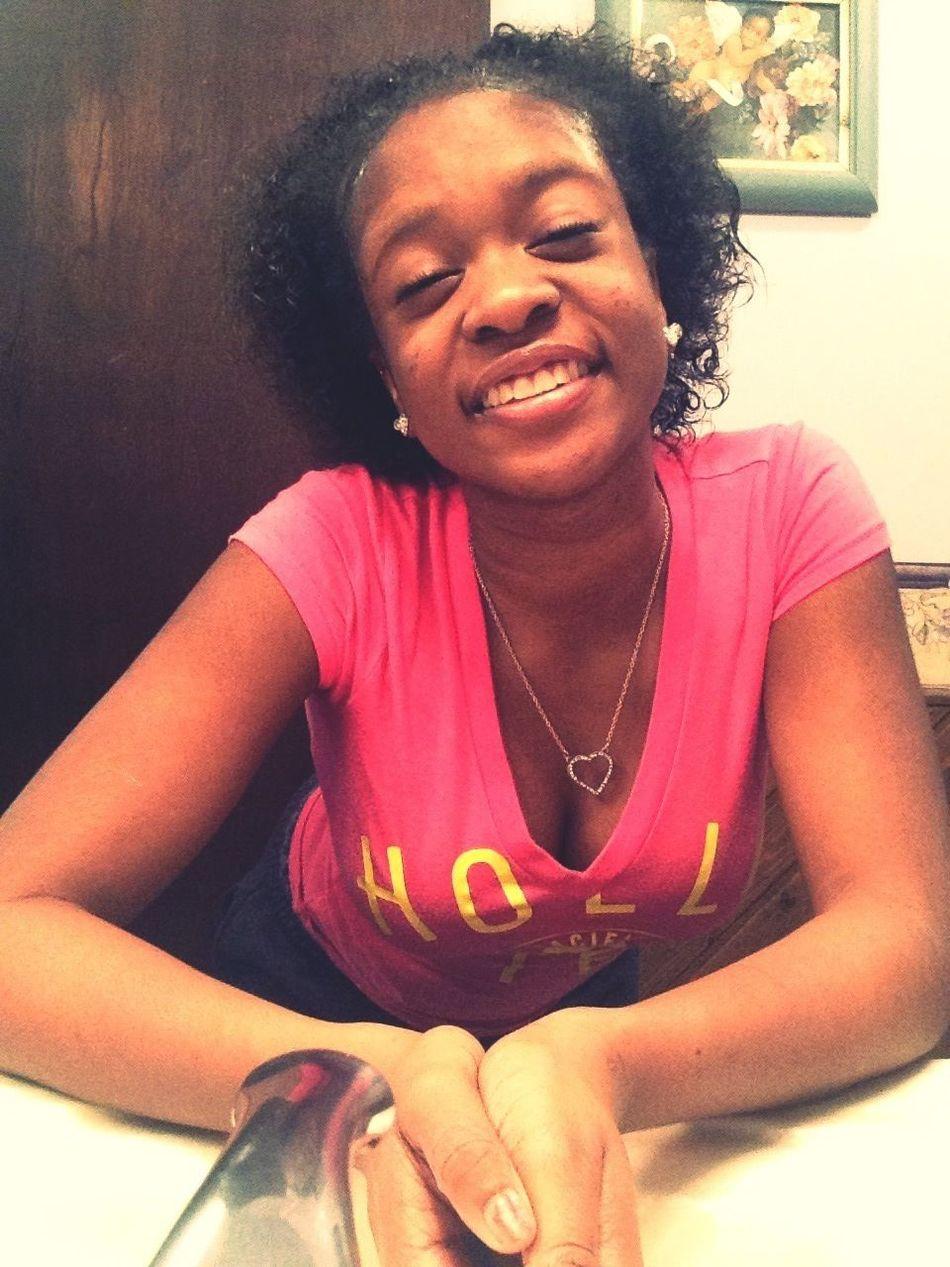 I Look Happy