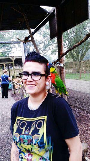 ZooLife Zoo Birds Of EyeEm  Happiness Smiling Eyeglasses  Adult Birds
