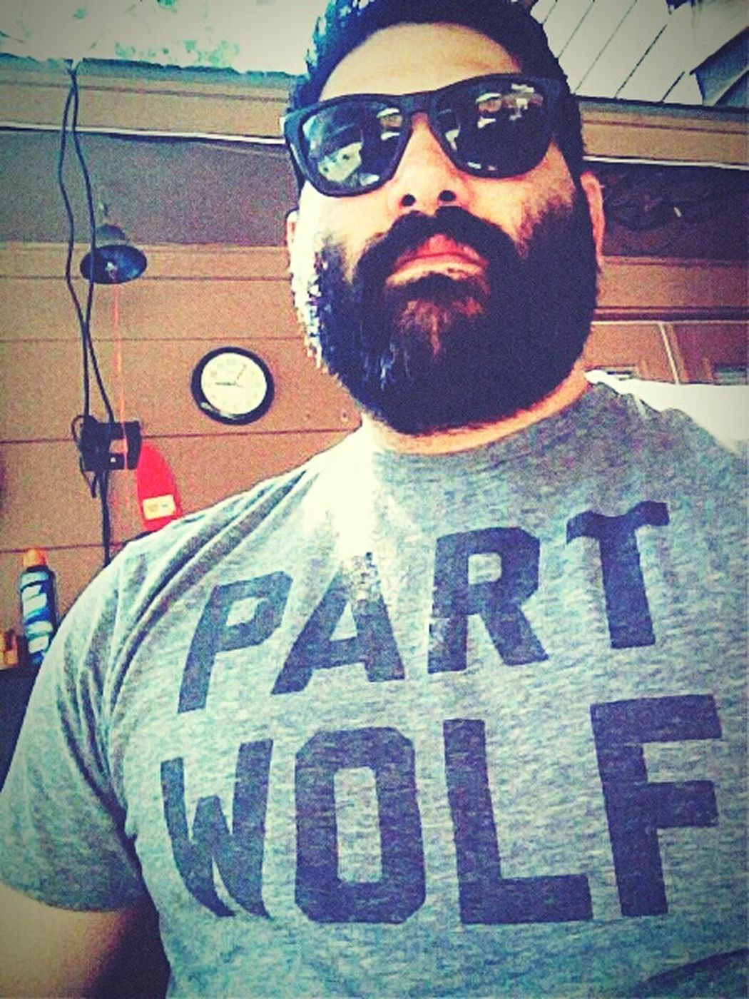 Selfportrait Selfie Beard Beardlife Beardnation Beardpower Partwolf Chiver Kcco @houstonchivers Chivenation