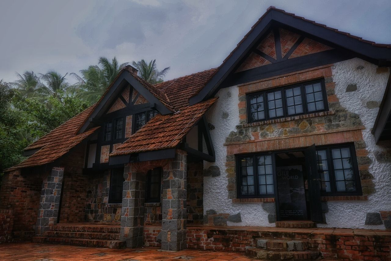 Brick Brick Building Village House Quiet Moment Architecture_collection Building Exterior Singapore Pulau Ubin Chekjawa Chek Java Here Belongs To Me