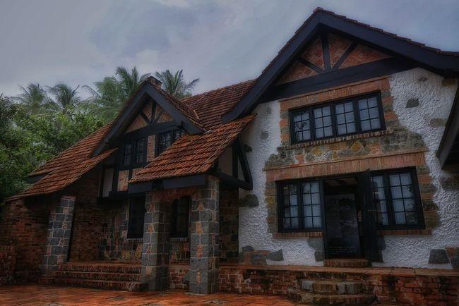 Brick Brick Building Village House Quiet Moment Architecture_collection Building Exterior Singapore Pulau Ubin Chekjawa Chek Java Here Belongs To Me