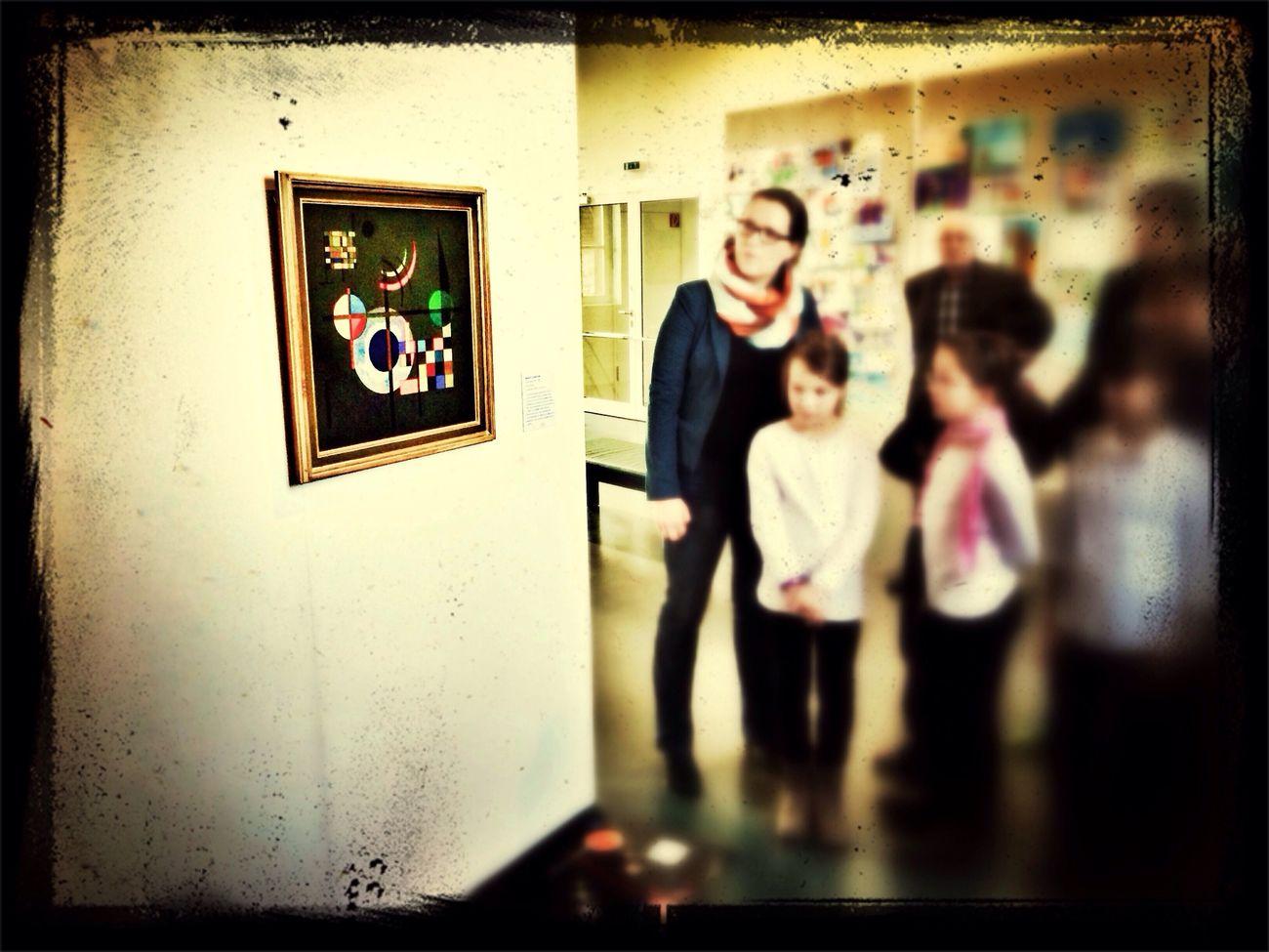 Art Project gegengewichte Kandinsky
