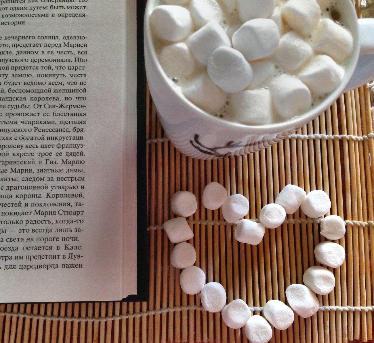 Marshmallows маршмеллоу  кофе