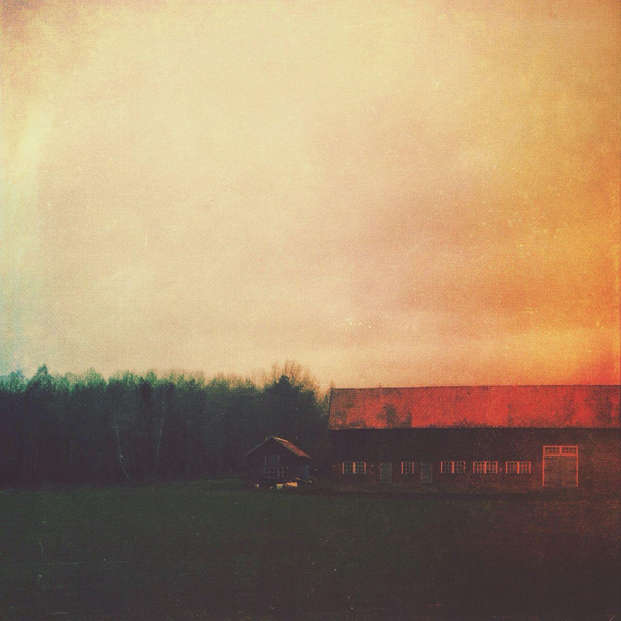 Countryroad EyeEm Best Shots Edited Barn Countryside EyeEm Nature Lover
