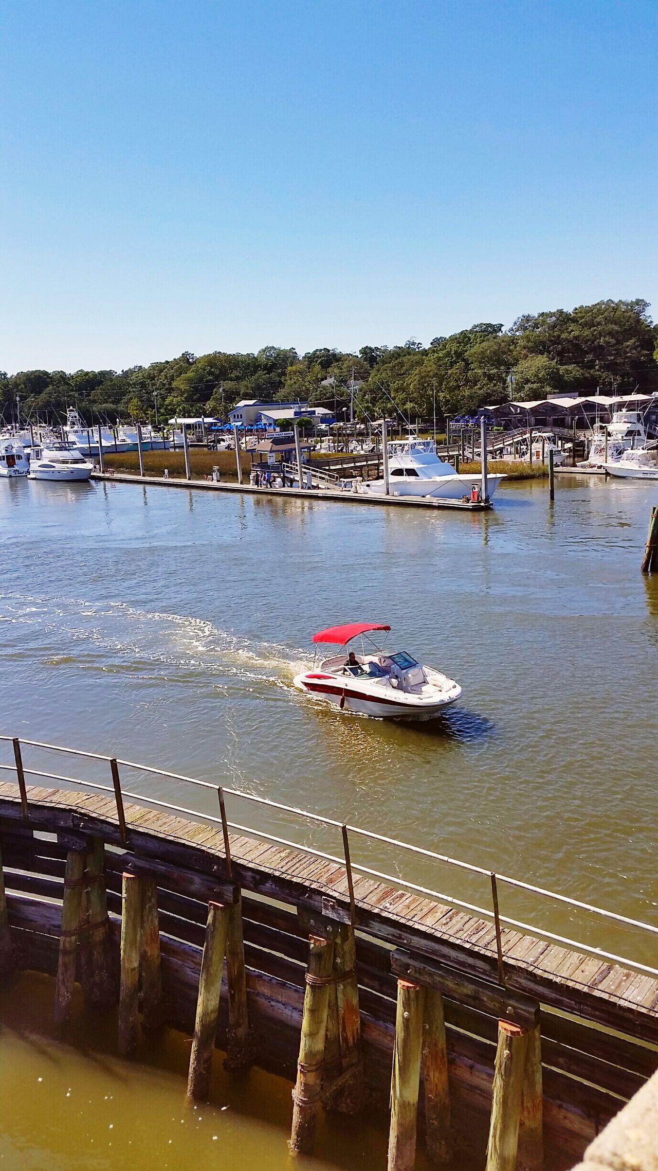 Boats⛵️ Boatinglife Watching Boats Capefearriver By The River