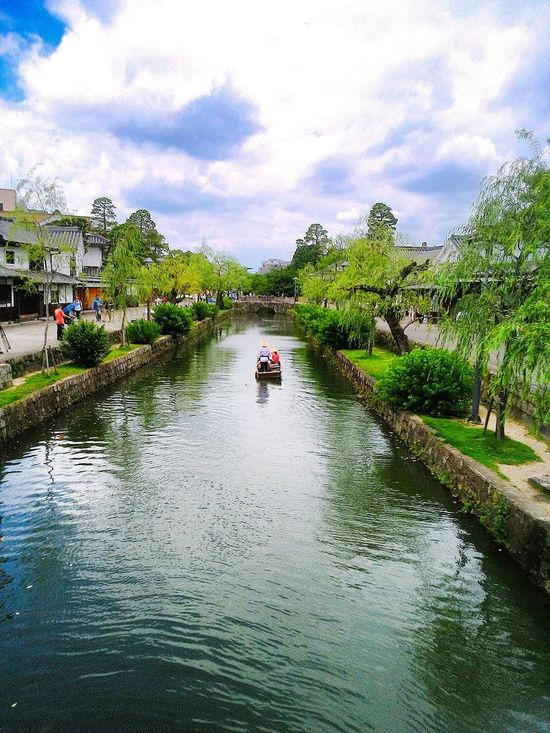 Hi! Taking Photos Hello World Enjoying Life River View Kurashiki From Japan Japan 倉敷美観地区 岡山 倉敷 The EyeEm Collection Premium Collection