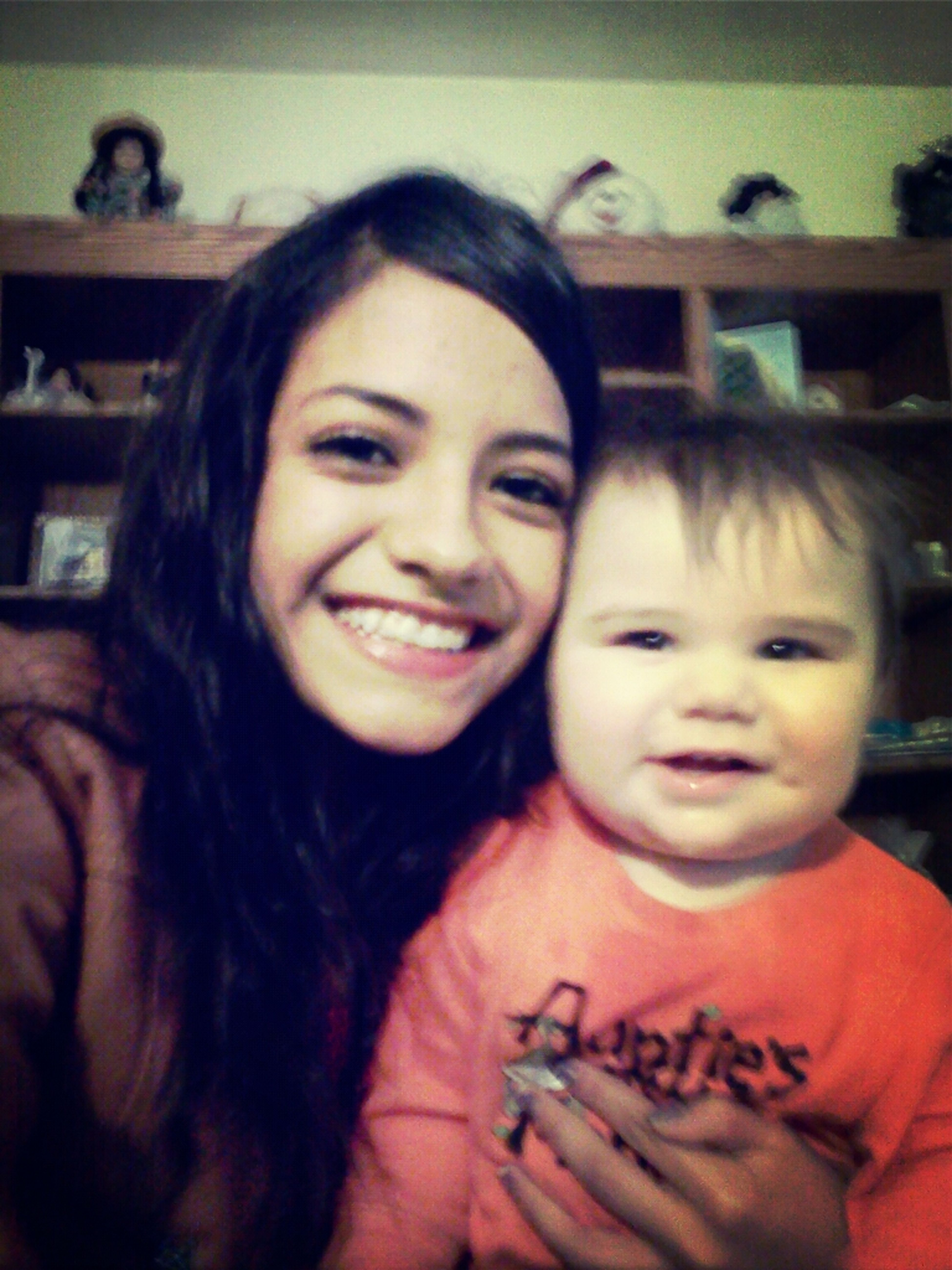 Me And My White Baby !!! Cx