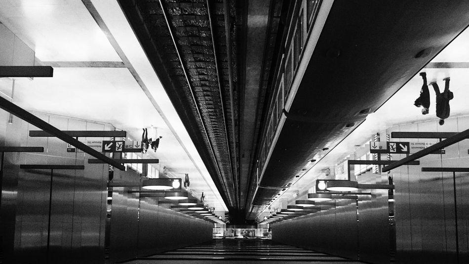 Sunday_flip Amazing Architecture Notes From The Underground Ubahn München