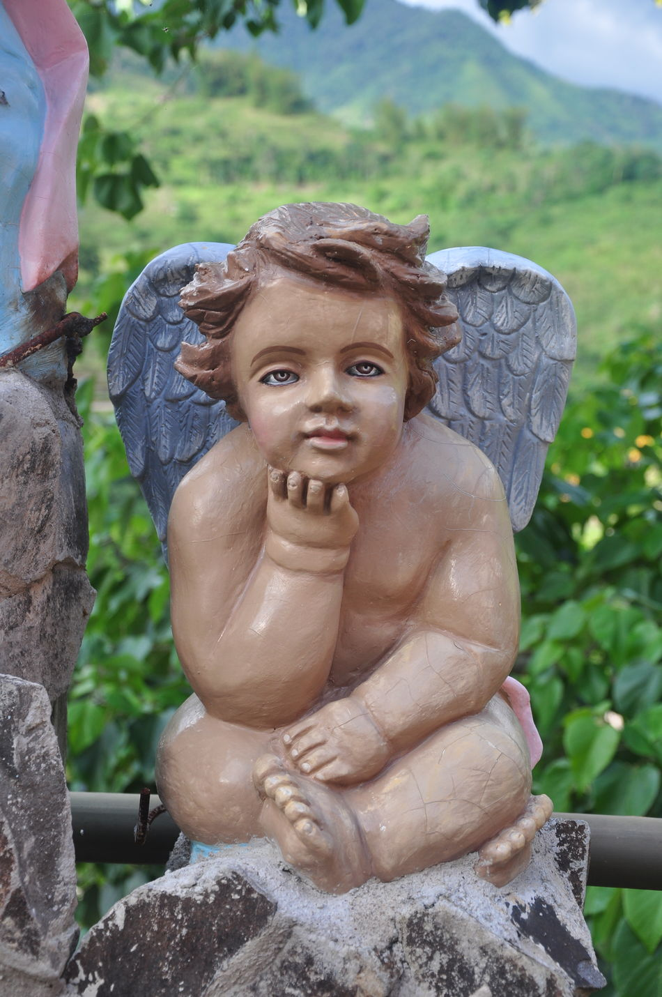 Angel Catholic Child Prophet Querubín Religion Religious Icons Religious Idol