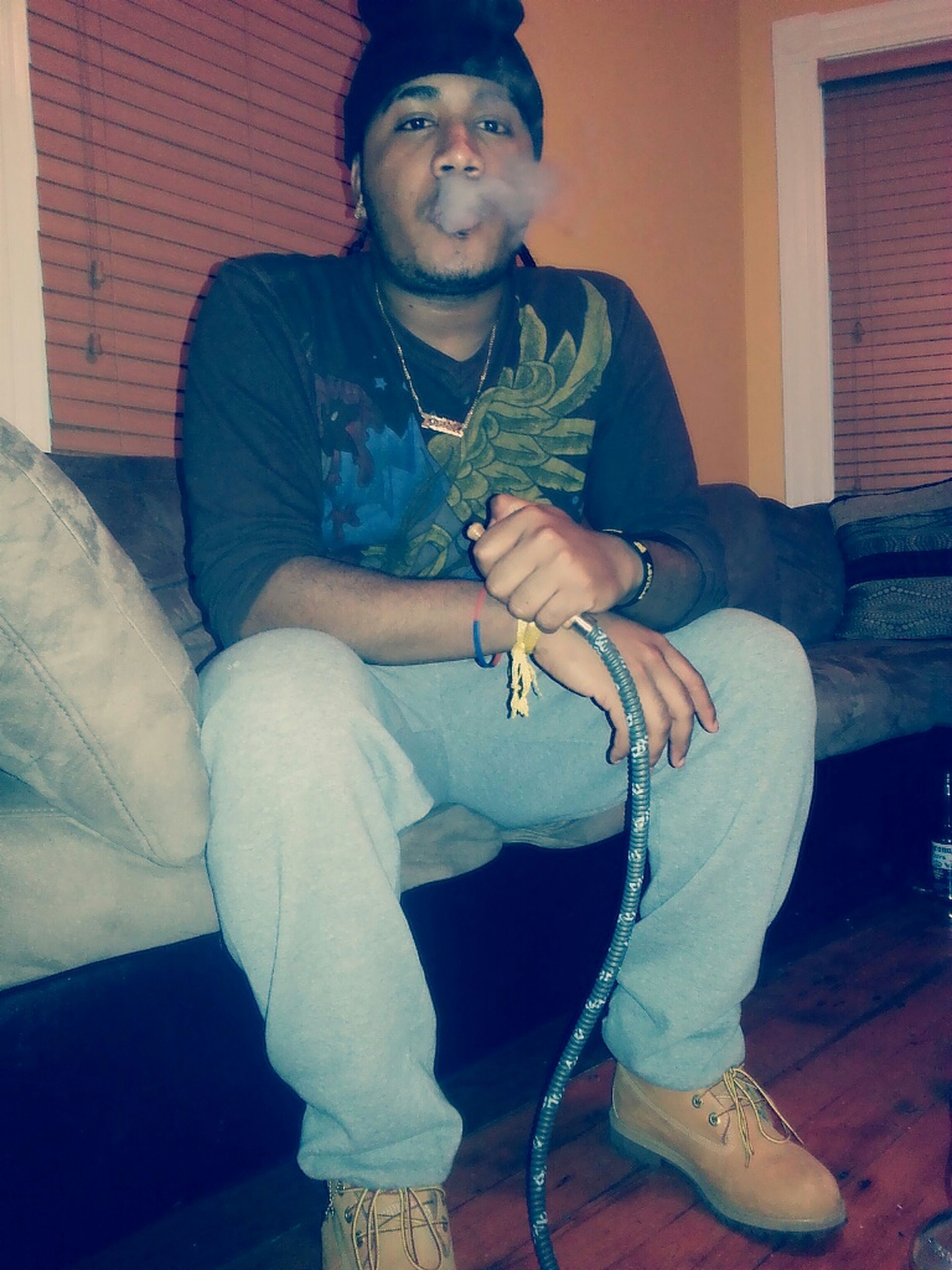 The Other Day #Hookah