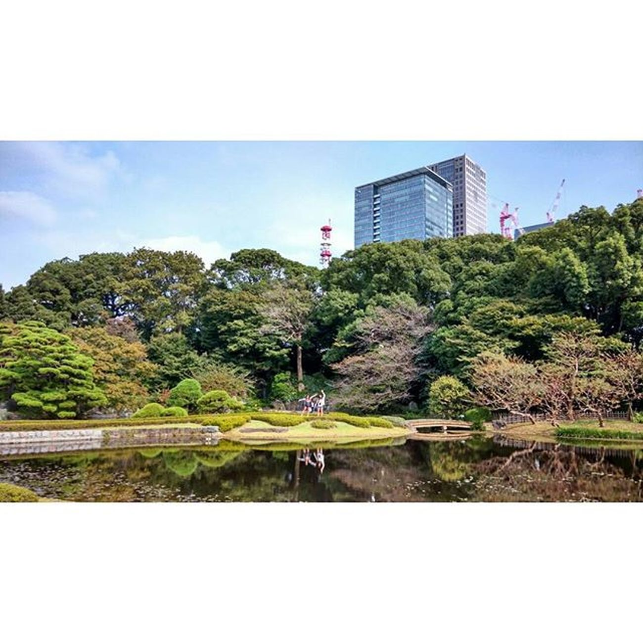 Too ichiban... Imperialpalace Tokyo Japan