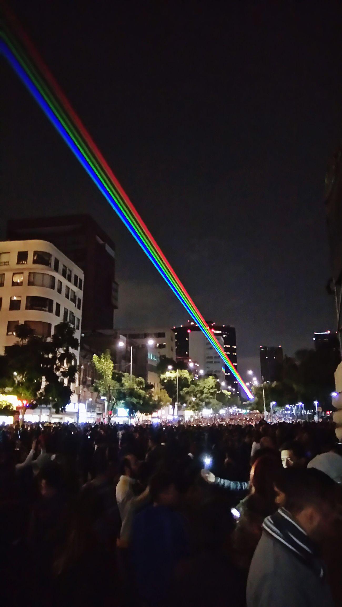 La señal nos llama Ciudad De México Cdmx2016 Cdmx Luz Brain Art Ilumination Madero Relaxing Color FILUX 2016 Arte Imagina Luces Innovation Crea