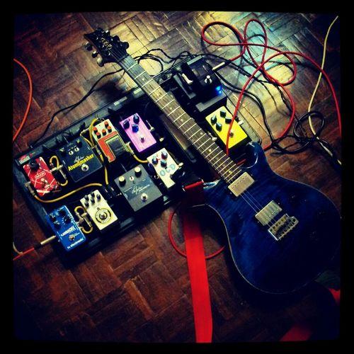 @xgit PRS guitar & pedalboard || OMNI || Rehearsal Rock Heavymetal Guitarist Psycho Rock