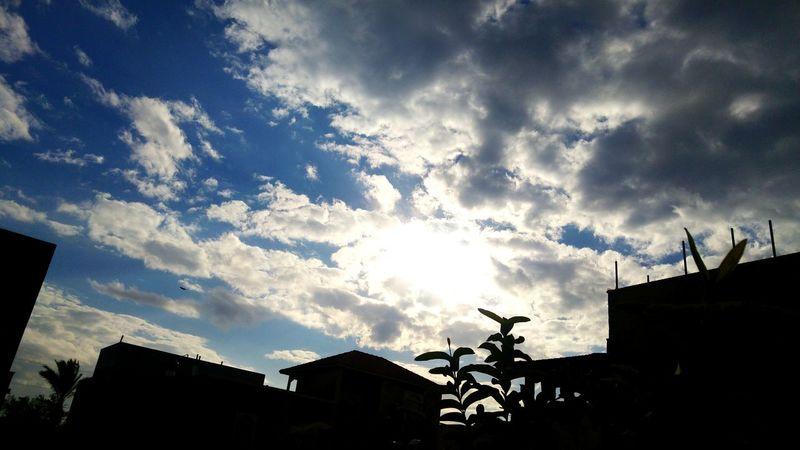 Subrise Clouds