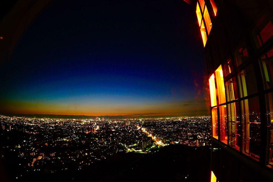 夜景 Nightphotography 名古屋 Night View Magichour Landscape Night Lights