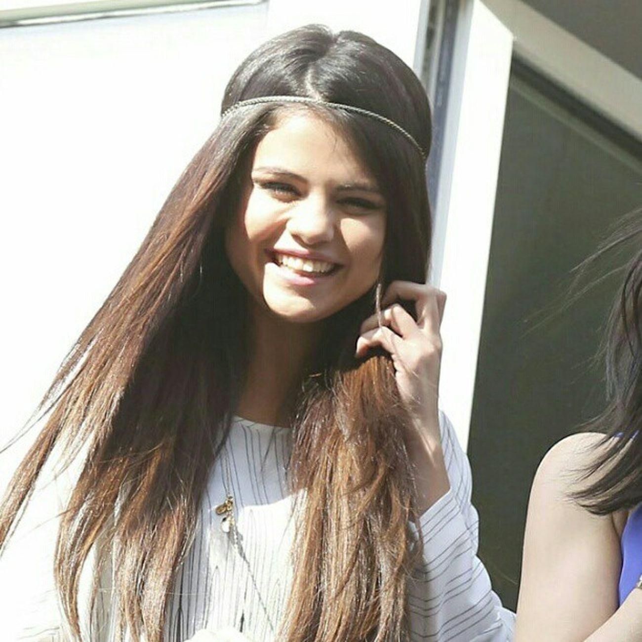 Smile Sweet Cute Selenagomez selenamariegomez