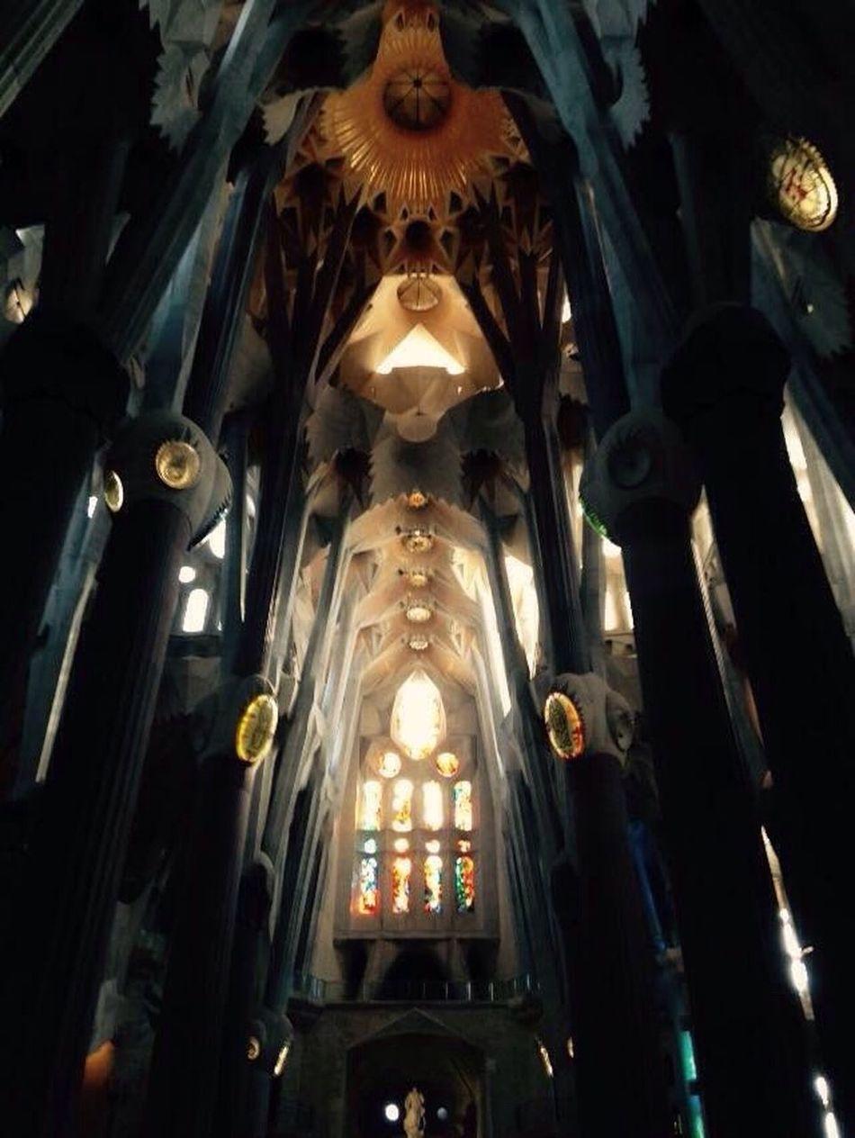 Sagrada Familia Barcelona Canon1100d Travel Photography