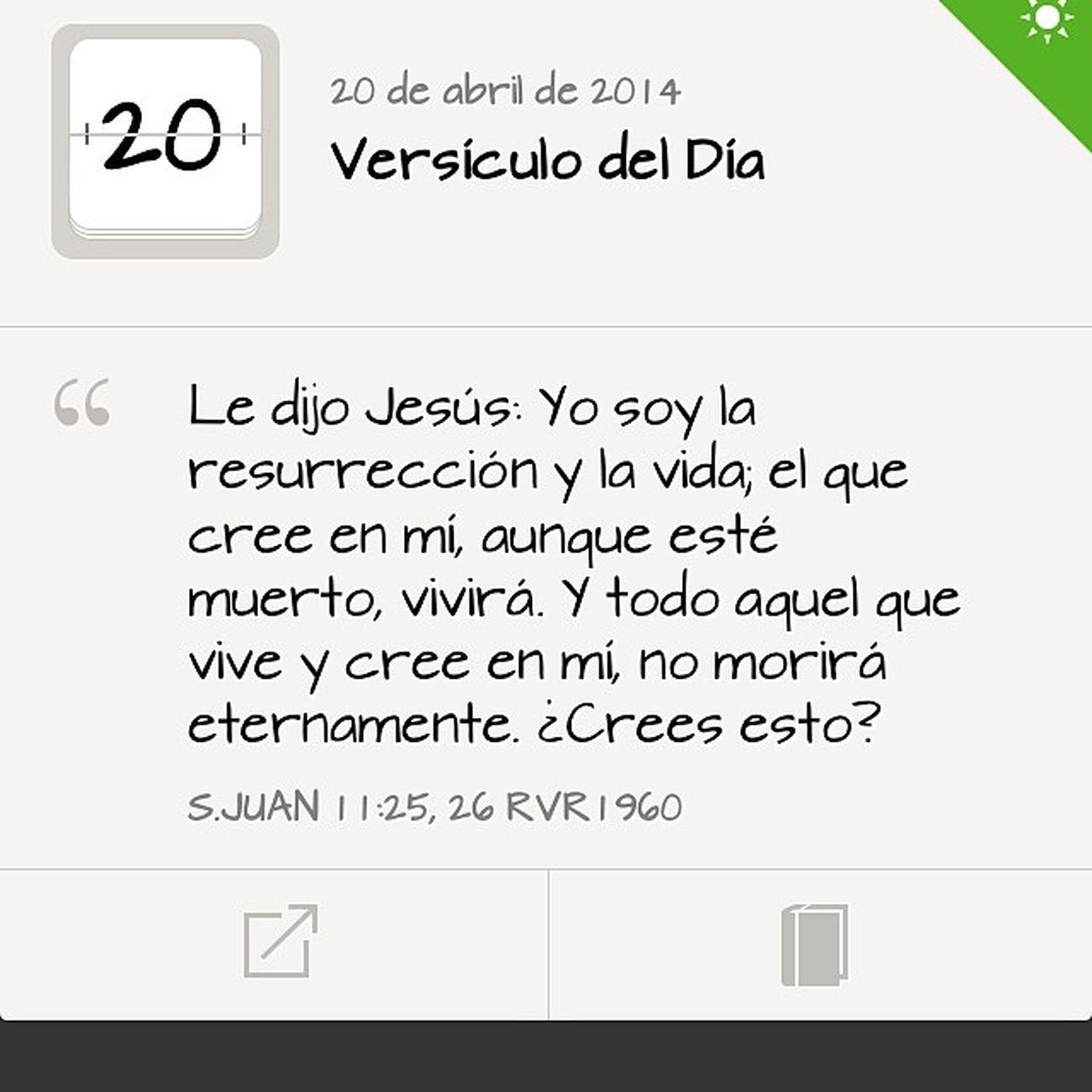 Amen!!! ?? S .Juan11:25,26 Resurrecion