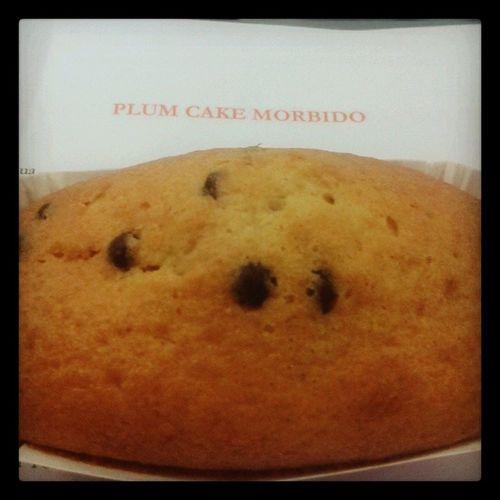Si studia.... e si mangia :p Plumcake Arancia Goccedi cioccolato