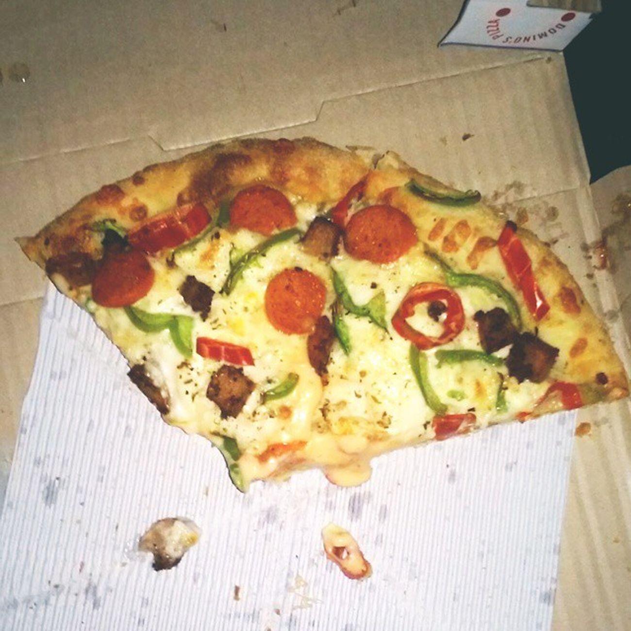 Pizza_pizza😘😘😘😘😘 Dominoz Yummy